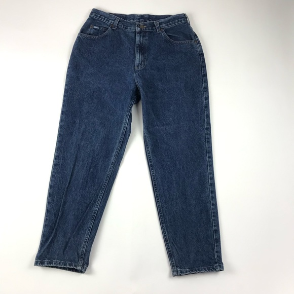 ab6d4a22 Lee Jeans | Original Vintage Womens High Waist Mom | Poshmark